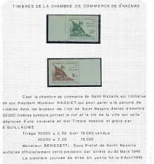 chambre de commerce de nazaire timbres libération chambre de commerce villers collections