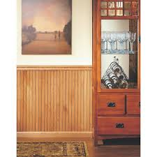 house of fara solid red oak tongue and groove wainscot w32o do