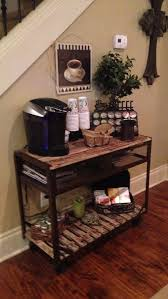 Coffee Maker Table 225 Best Industrial Coffee Tables Images On Pinterest Apartments