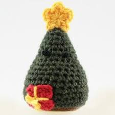 mini christmas trees on annaboo u0027s house and lots more free crochet