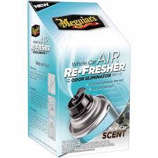 meguiar u0027s air freshener new car walmart com
