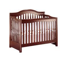 Sorelle Vicki 4 In 1 Convertible Crib Sorelle Furniture Crib Cherry