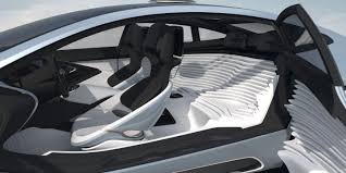 Car Interior Remapping The Future Of Mobility