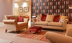 Ramsdens Home Interiors White Meadow Cotswold Fabric Sofas For Sale Ramsdens Home Interiors