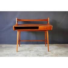 bureau vintage design vintage desk jacques hauville 1960s design market