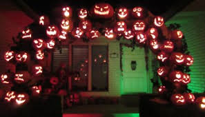 webb halloween lights