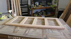 How To Make Bed Frame Diy Bed Frame Plans How To Make A Bed Frame With Diy Pete
