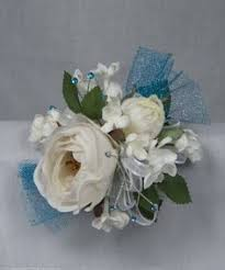 Turquoise Corsage Shocking Blue Dendrobium Orchids I Love This Look So So So Much
