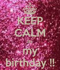 Keep Calm And Carry On Meme Generator - keep calm its my birthday keep calm and carry on image