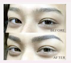 semi permanent eyebrows treatments princessbrows