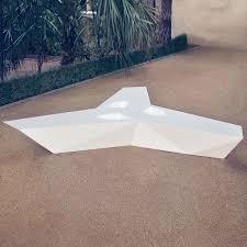 vondom faz exterior modular bench modern architectural design