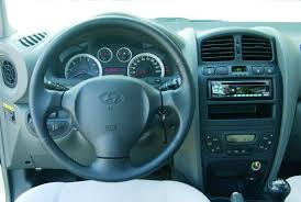 Hyundai Santa Fe 2004 Interior Hyundai Santa Fe 2 0 Crdi 2004 Autofácil