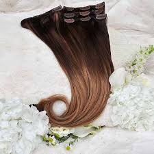 ombre clip in hair extensions remy human hair ombre clip in extensions lox hair extensions