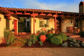engaging hacienda style for your home plans myohomes
