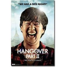 Mr Chow Memes - the hangover part ii movie mr chow ken jeong poster print 22x34