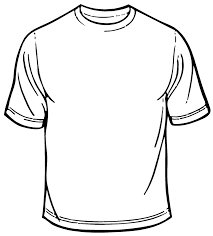 trends for blank t shirt template png clip art library