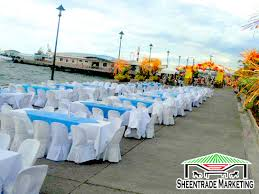 party tables and chairs for rent cebu tent manufacturer and rental for 33 years now