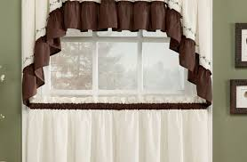 Gray Kitchen Curtains by Curtains Long Kitchen Curtains Adaptive Curtain Ideas For Small