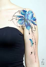 Tattoos On Shoulder For - the 25 best shoulder tattoos for ideas on