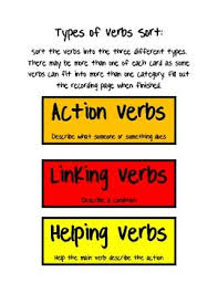 11 best linking verbs images on pinterest linking verbs student
