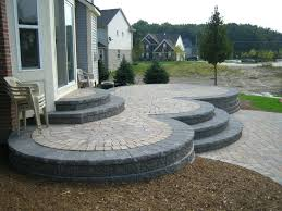Cost Of Stamped Concrete Patio by Cost Of Stone Patio U2013 Vecinosdepaz Com