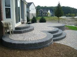 Concrete Patio Cost Per Square Foot by Cost Of Stone Patio U2013 Vecinosdepaz Com