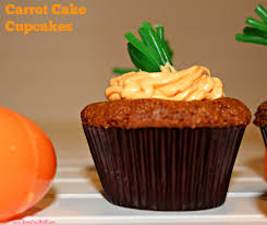 easy carrot cake cupcakes recipe great treat for easter