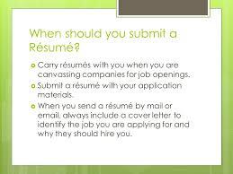 creating an effective résumé southeast nebraska career academy