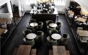 design for cafe bar at the chapel bakery restaurant café bar bruton uk retail