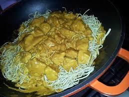 cuisiner des pates chinoises les meilleures recettes de nouilles chinoises au curry