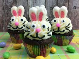 easter bunny cupcakes u2013 guy and the blog