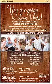 assisted living nevada senior guide