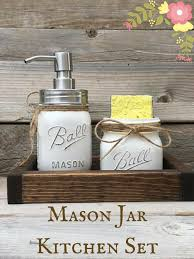 Mason Jar Bathroom Decor The 25 Best Mason Jar Bathroom Ideas On Pinterest Mason Jar