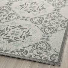 Dash And Albert Outdoor Rugs by Grey Outdoor Rug Roselawnlutheran
