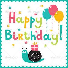Birthday Card Ai Realistic Graphic Download Ai Psd Http Vector Graphic De