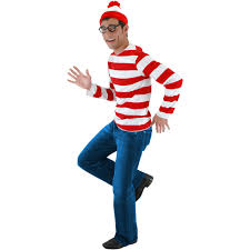 Monopoly Halloween Costumes Live Action U0027s Waldo Film Happening