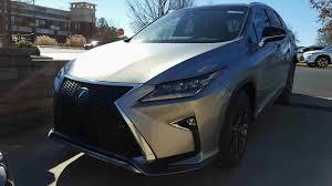 silver lexus 2017 2017 lexus rx 350 atomic silver cars9 info