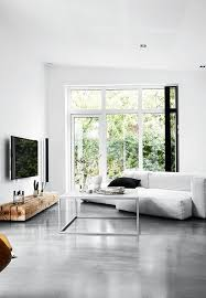Best  Minimalist Living Rooms Ideas On Pinterest Minimalist - Photo interior design living room