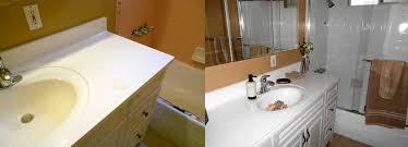 Refinishing Bathroom Sink - professional bathtub refinishing experts for your bathroom and kitchen