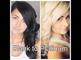 how to bleach dark hair at home peroxide baking soda u0026 shampoo