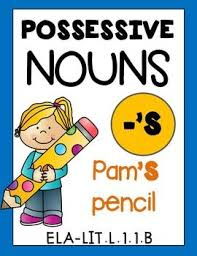 best 25 possessive nouns ideas on pinterest noun anchor charts