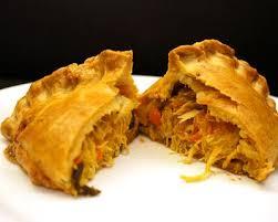 cuisine poulet recette cake au poulet fumé et curry