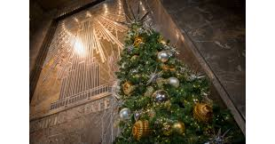 empire state building rings in the season with annual esb