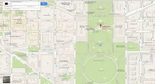 Maps Indianapolis Racial Slur Leads To White House On Google Maps Sets Off Social