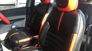 Interior Accessories by Car Seat Covers Tata Tiago Tiago Interior Accessories Youtube