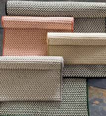 Woven Outdoor Rugs Dress Up Any Space With Our Classic Usa Made Houndstooth