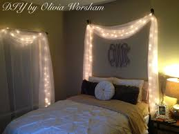 bedroom ways to decorate your room string lights for bedroom