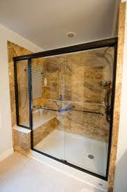 bathtub shower doors my guide to tile style modern bathroom with