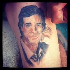 these tattoos of your favorite t v characters are just too good to