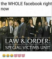 Law And Order Meme - 25 best memes about law order special victims unit law